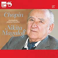 Complete Piano Works by Nikita Magaloff (2011-07-26)