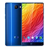 Elephone S8 スマートフォン Android 7 デュアルスタンバイ(au不可)4G LTE Helio X25 2.5GHzデカコア6.0