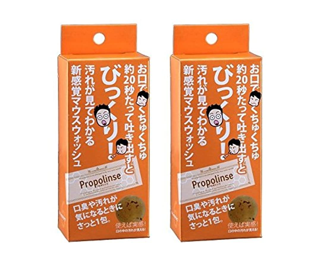 故障中火曜日綺麗なプロポリンス ハンディーパウチ(6包) 10個×2個セット