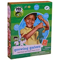 Be Amazing Toys Growing Gators Science Experiment Kits by Be Amazing! Toys