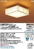 Panasonic(パナソニック電工) 【工事必要】 和風LED小型シーリングライト 40形丸形ツインパルック蛍光灯1灯相当 電球色:LGB53011LE1