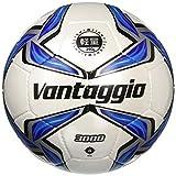 molten(モルテン) サッカーボール ヴァンタッジオ3000 軽量4号 シャンパンシルバー×ブルー F4V3000-L