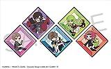 コードギアス 反逆のルルーシュIII 皇道 ラバーストラップ BOX商品 1BOX=5個入り、全5種類