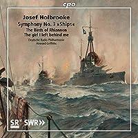 ホルブルック:交響詩集 第3集