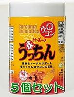 春うっちん(ウコン)粉 100g 5個セット