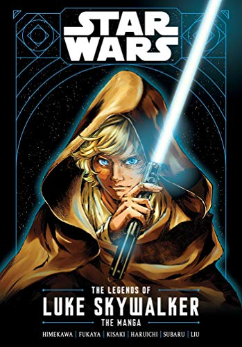 Star Wars: The Legends of Luke Skywalker: The Manga