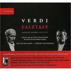 トスカニーニ指揮 ザルツブルグ音楽祭 ヴェルディ:歌劇《ファルスタッフ》の商品写真