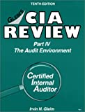 CIA Review: The Audit Environment 画像