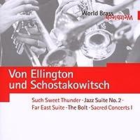 World Brass: By Ellington And Shostakovich