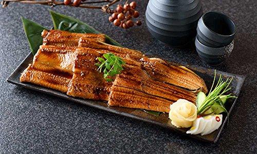 長崎県産 西のとろあなご 自家用 3L3分割煮穴子×1set
