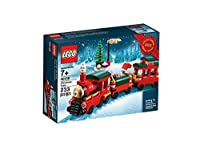 Lego Christmas Train 2015