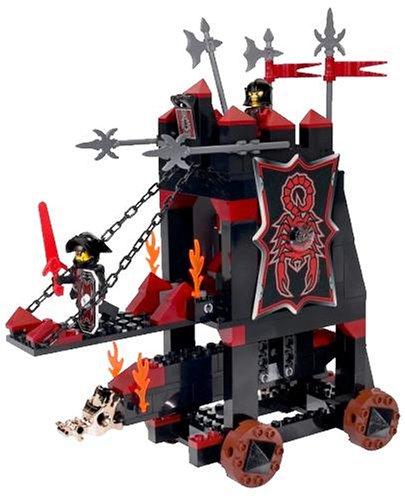 レゴ (LEGO) 騎士の王国 ブラデックのゲートクラッシャー 8800