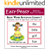 Sight Word Sentences Lesson 1: 5 Sentences Teach 20 Sight Words with Flash Cards (Learn to Read Sight Words) (English Edition)