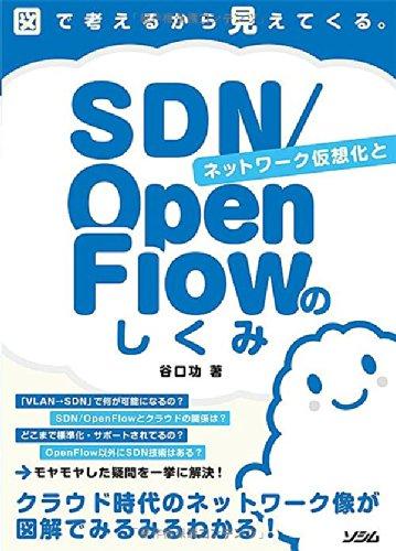 図で考えるから見えてくる。ネットワーク仮想化とSDN/OpenFlowのしくみの詳細を見る