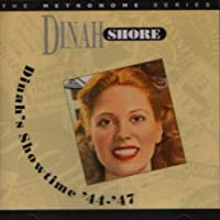Dinah's Show Time 1944-1947 by Dinah Shore (1995-02-07)