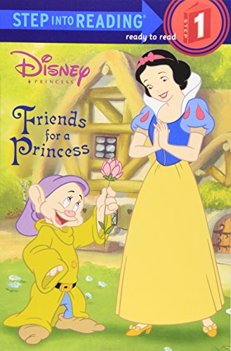 Friends for a Princess (Disney Princess) (Step into Reading)の詳細を見る