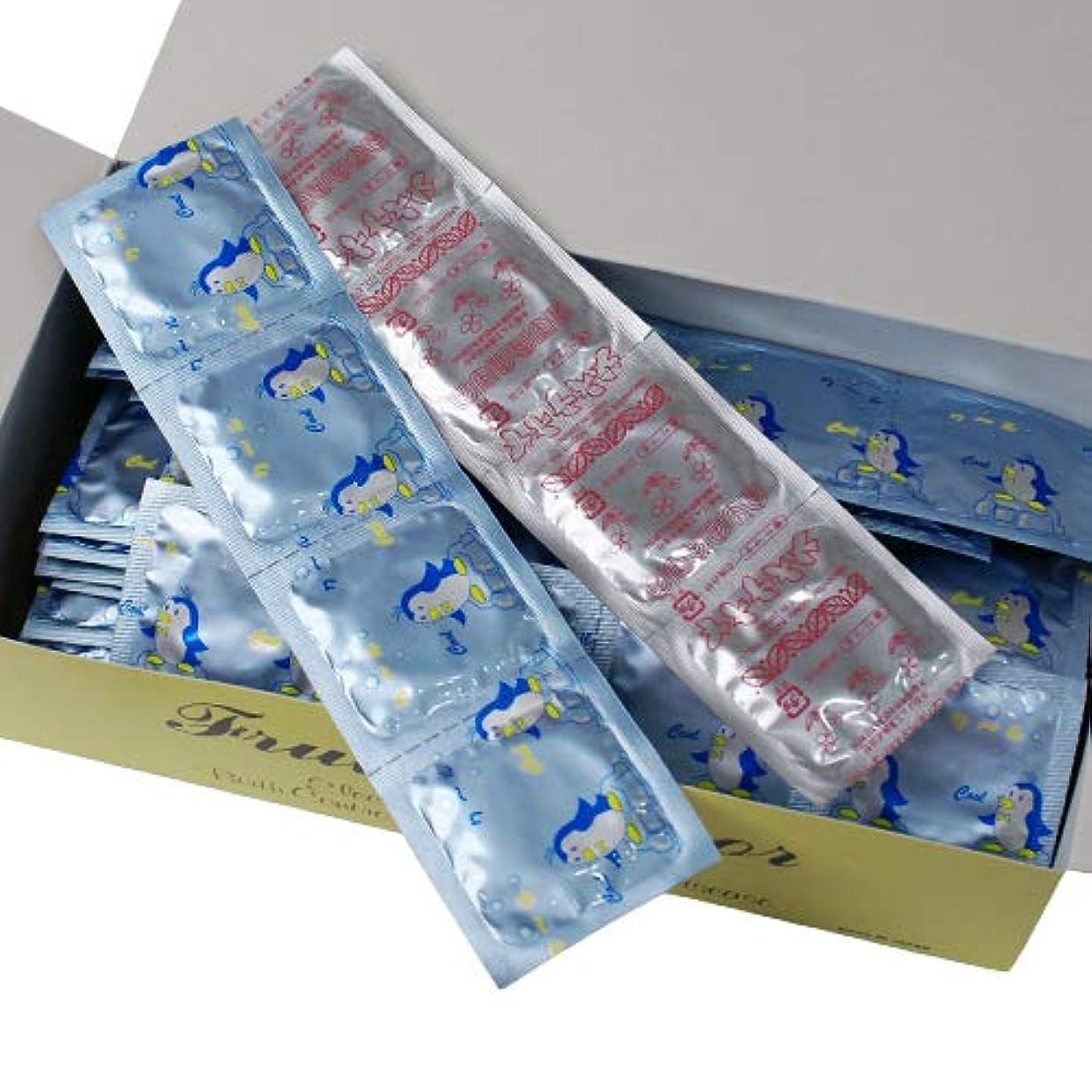 業務用コンドーム スーットクール Mサイズ 144個入│メントール配合スキン ミントの香り 大容量コンドーム144枚入り 激安 お買い得 お徳用 避妊具
