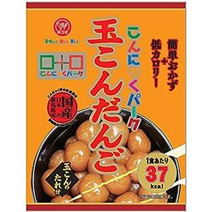 ヨコオデイリーフーズ 玉こんだんご140g×12個