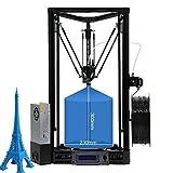 Anycubic 新番 3D プリンタ 組立 DIY Kossel Plus デルタ リニア 自動水平調節 スイッチング電源