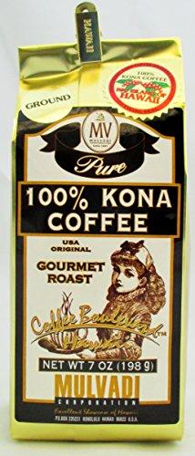 KONA COFFEE マルバディー コナ コーヒー ハワイ