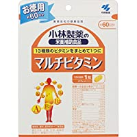マルチビタミン【総合ビタミン】 60T