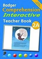 Badger Comprehension Interactive KS1: Teacher Book 2A