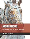 Meditations (Illustrated): by Emperor of Rome 161 to 180 画像