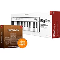 IK Multimedia IKマルチメディア/iRig KEYS + Syntronik CRGセット