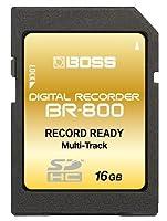 16GBボスRoland br-80、br-800SDHCメモリカードアップグレード