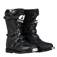 オニールBoys Rider Boot (ブラック, k1) 4 ブラック 0325-104