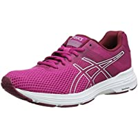 ASICS Womens Gel-Phoenix 9 Road Running Shoes, Red (Fuchsia