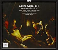 Johannes Passion by GEBEL (2003-05-20)