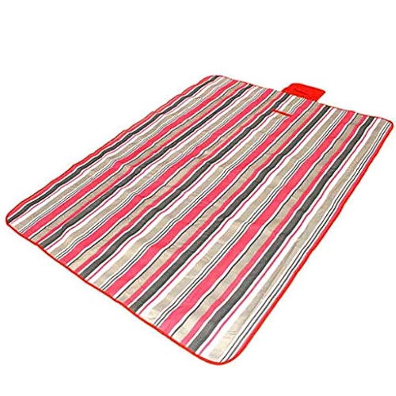 愛人ドライ大宇宙ピクニックマット屋外ピクニックビーチテントマット防滴厚い芝生マット (パターン : B, サイズ さいず : 200*150CM)