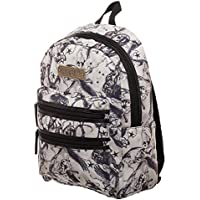 Harry Potter Beasts Double Zip Backpack - Officially Licensed Harry Potter Backpack