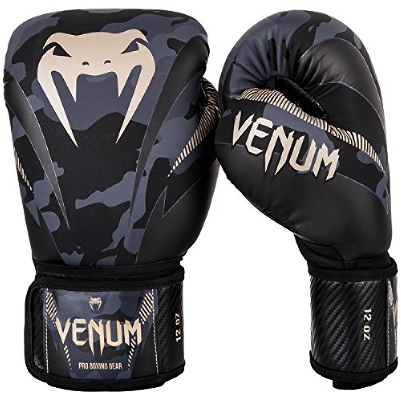VENUM ボクシンググローブ Impact - インパクト(ダークカモ/サンド)/ Boxing Gloves