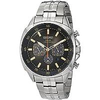 [セイコー]Seiko Watches 腕時計 Seiko Quartz Stainless Steel Casual Watch, Color:SilverToned SSC511 メンズ [並行輸入品]