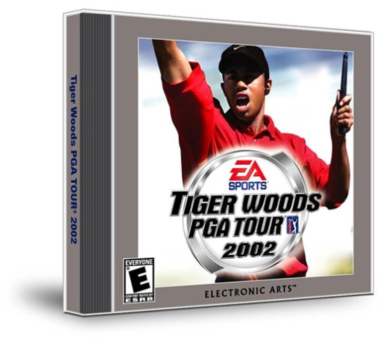 肖像画加速するの量Tiger Woods PGA TOUR 2002 (Jewel Case) (輸入版)