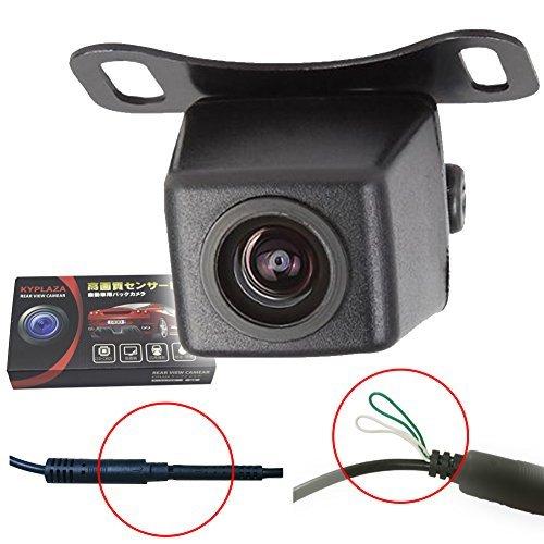 夜でも見える バックカメラ 防水 高画質 42万画素 CMD...