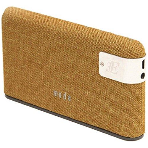 スリーイー Bluetooth対応ワイヤレススピーカー(キャメル)3E mode 3E-BSP3-CA