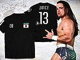 新日本プロレス 闘魂ショップ タグチジャパン Tシャツ ジュース ロビンソン XL
