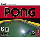 Atari Classic Arcades Pong (Snap! Everyday Solutions)