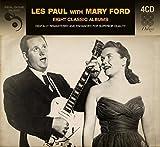 (^^♪ レス・ポール&メリー・フォード 先駆者 電気ギターと多重録音