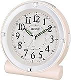 CITIZEN ( シチズン ) 目覚まし 時計 セリアRA18 ピンク パール 8REA18-013