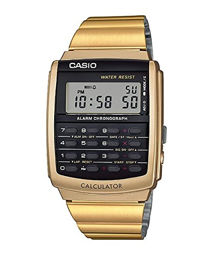 f8edf5fea2 CASIO DATA BANK カシオ データバンク CA-506G-9A CA506G-9A CALCULATOR カリ