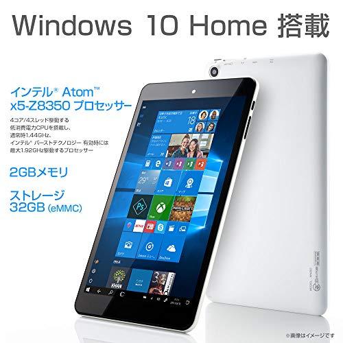 マウスコンピューター タブレット WN803 Windows10/Atom x5-Z8350 B07G4L2G7M 1枚目