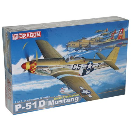 1/32 P-51D ムスタング 初期型