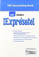 ?Expr?sate!: Tpr Storytelling Book Level 2