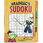 Brainiac's Sudoku Puzzle Book (Brainiac's Series)