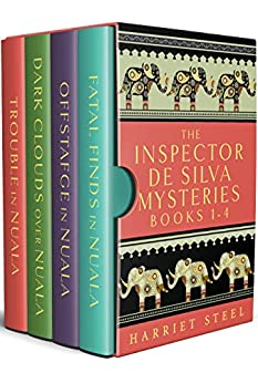 The Inspector de Silva Mysteries Books 1-4 by [Steel, Harriet]