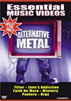 Essential Music Videos: Alternative Metal [DVD] [Import]